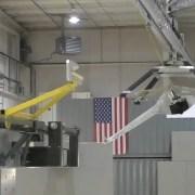 Tern SideArm både affyrer og tilbagebringer droner