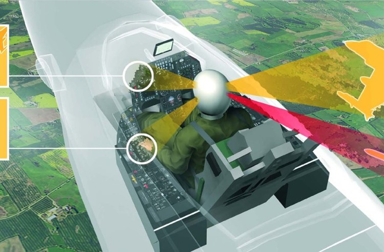 Terma skal udstyre USAs F-16 kampfly med 3D lyd