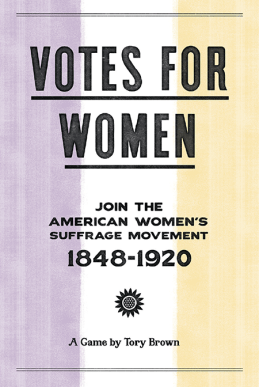 Votes for Women Cover
