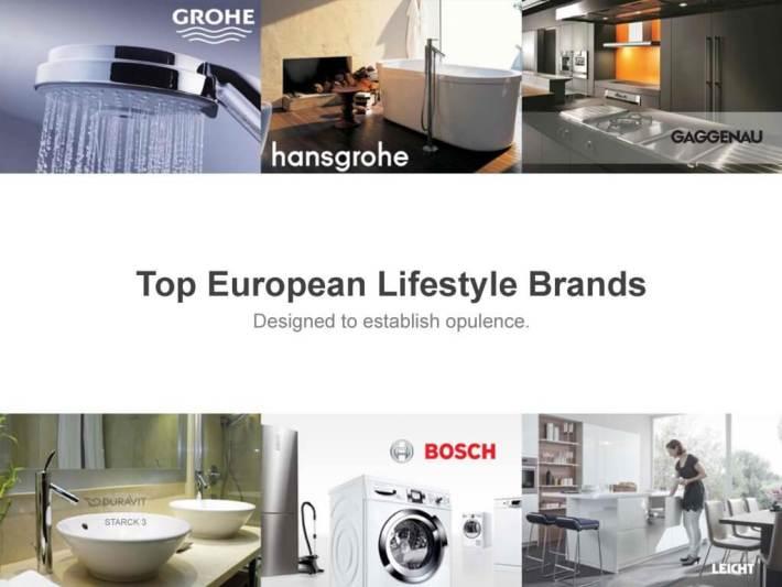 The Albany European Lifestyle