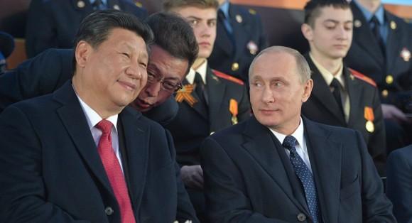Xi Jinping e Putin