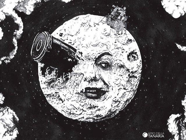 Voyage dans la lune - copertina evento