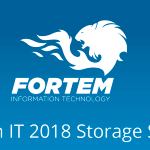 Fortem IT 2018 Storage Survey