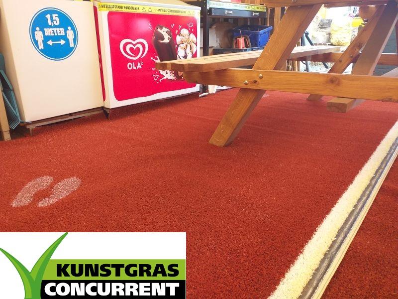 Een NIEUWE vloer dankzij KunstgrasConcurrent.nl