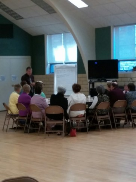 Adult Christian Education Classes