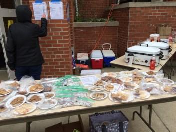 Bake, Brat & Hot Dog Sale