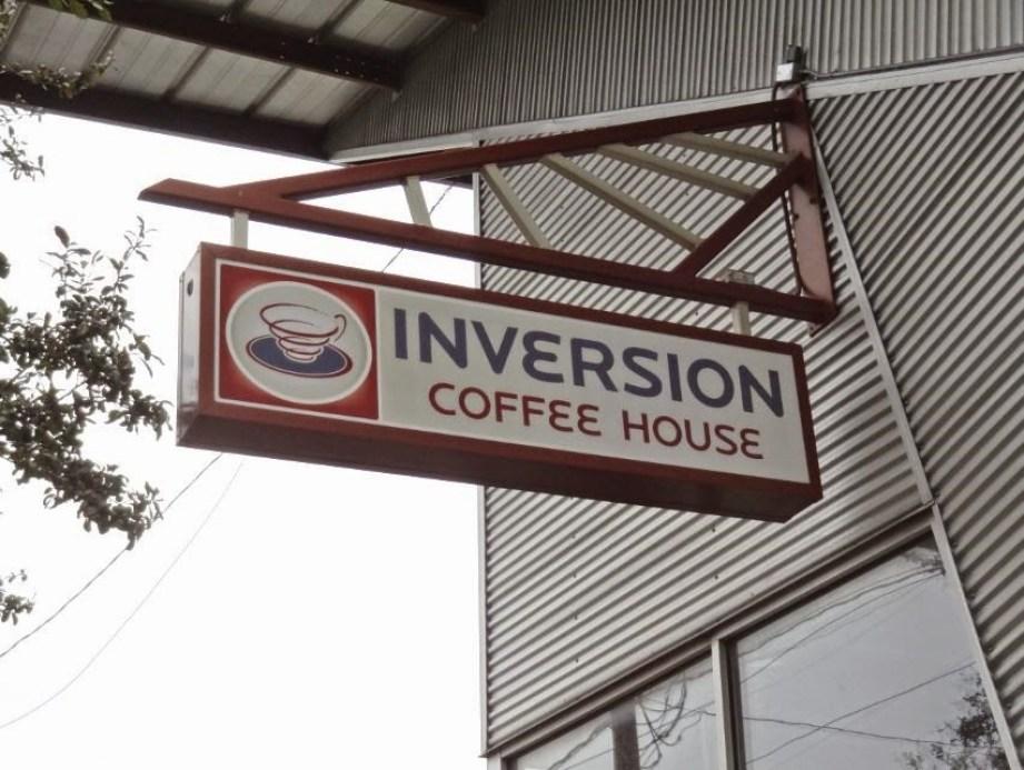 Inversion Coffee and Art Houston TX
