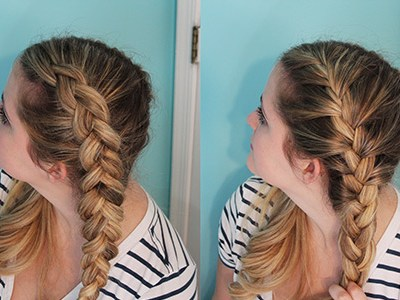Braids: French v. Dutch | For the Glitz