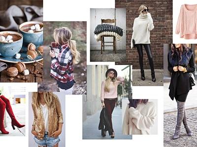 Fall/Winter Trends I Love | For the Glitz