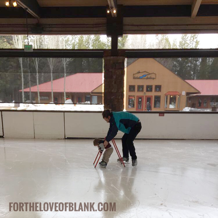 A list of inexpensive things to do in Sunriver, Oregon with kids!