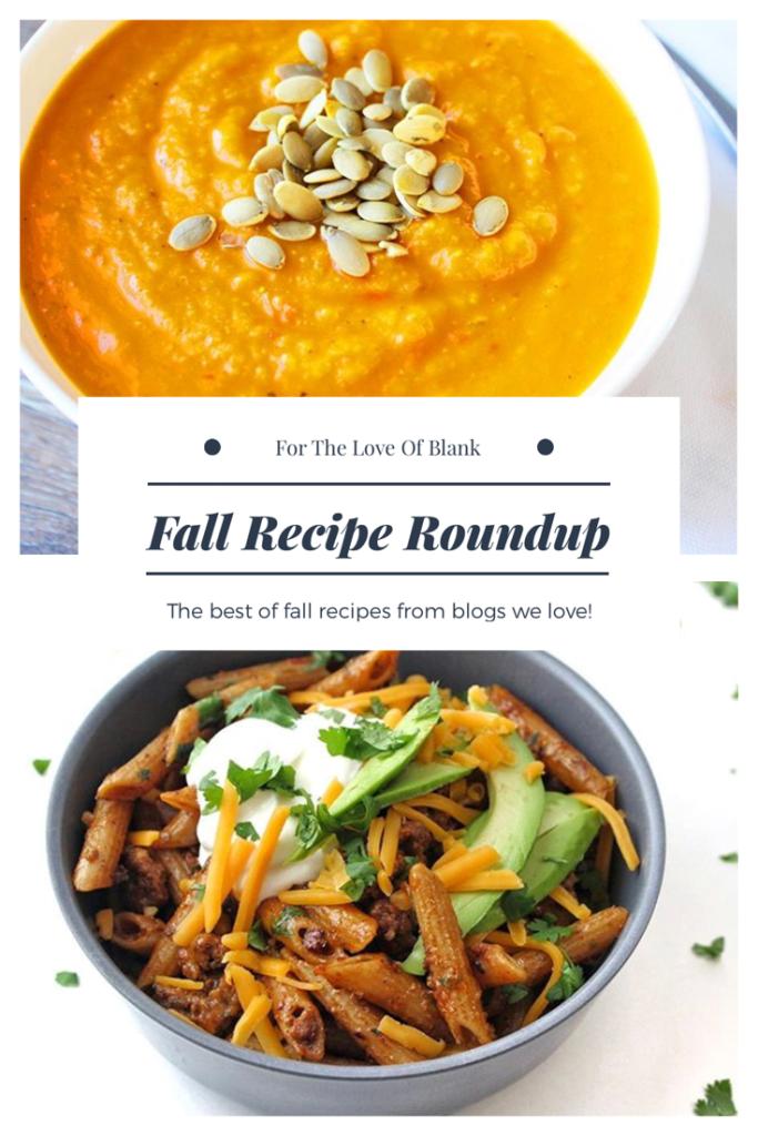 Fall recipe pin