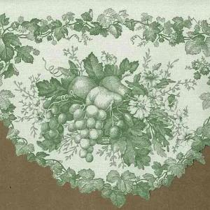 Green Cutout Kitchen Vintage Border AV057102B FREE Ship