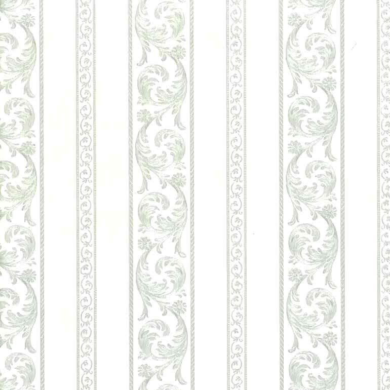 white pearlized vintage wallpaper, tectured, scrolls, traditional, dining room, living room, bedroom
