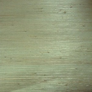 Green Natural Grasscloth Wallpaper Seabrook GR345Y Double Rolls