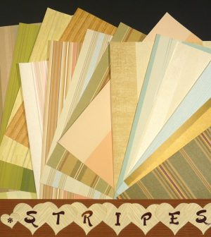Striped Crafts & Scrapbooking Wallpaper Pak Example