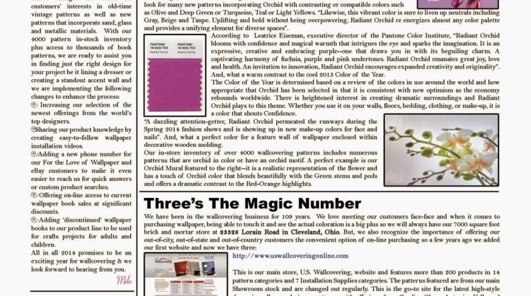 wallpaper times newsletter