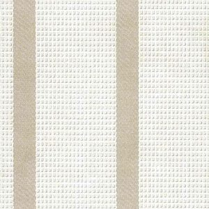 Vintage Wallpaper Taupe Cream Stripe Check Pattern BP7641 D/Rs