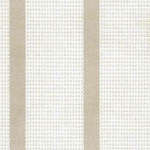 Vintage Wallpaper Taupe Cream Stripe Check Pattern BP7641 D/Rs