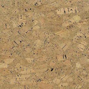 Beige Black Cork Wallpaper Natural Black Orange VLP2777 Double Rolls