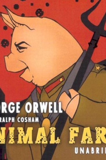 Audiobook Review – Animal Farm by George Orwell