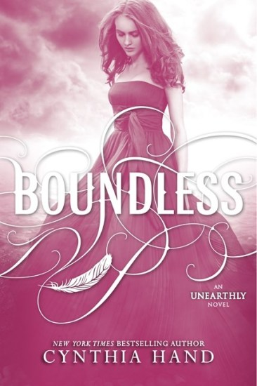Book Review – Boundless (Unearthly #3) by Cynthia Hand