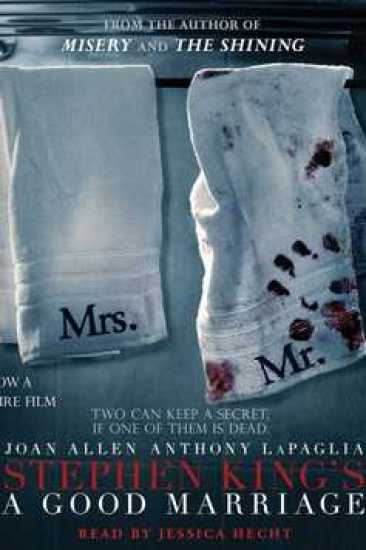Ominous October – A Good Marriage by Stephen King