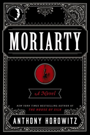 Book Tour Review – Moriarty (Sherlock Holmes #2) by Anthony Horowitz