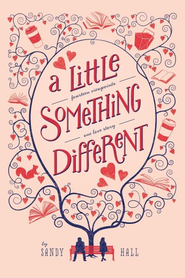 Book Review – A Little Something Different by Sandy Hall