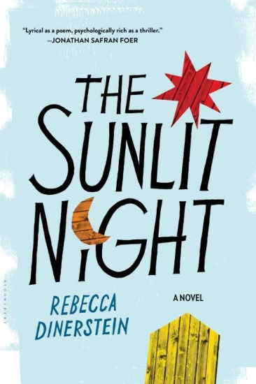 Early Review – The Sunlit Night by Rebecca Dinerstein