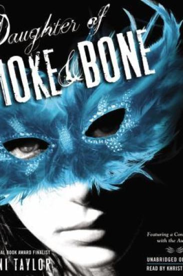 Audiobook Review – Daughter of Smoke and Bone (Daughter of Smoke & Bone #1) by Laini Taylor