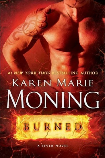 Book Review – Burned (Fever #7) by Karen Marie Moning