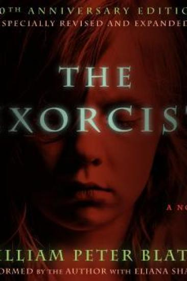Ominous October – The Exorcist by William Peter Blatty
