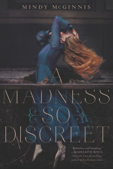 Book Review – A Madness So Discreet by Mindy McGinnis