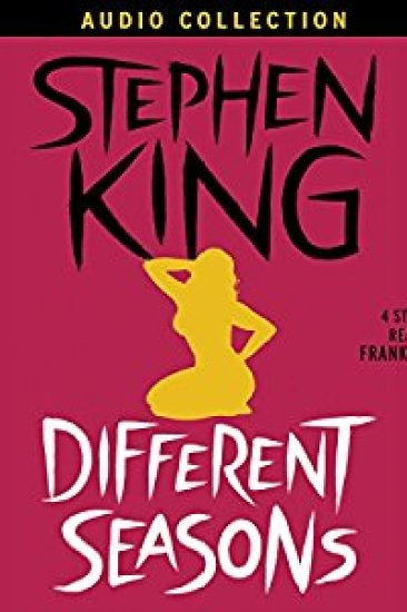 Audiobook Review – Different Seasons by Stephen King