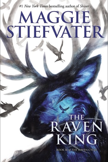Book Review – The Raven King (The Raven Cycle #4) by Maggie Stiefvater