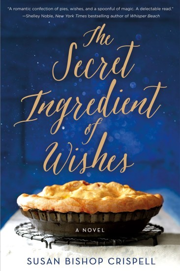 Waiting on Wednesday – The Secret Ingredient of Wishes by Susan Bishop Crispell