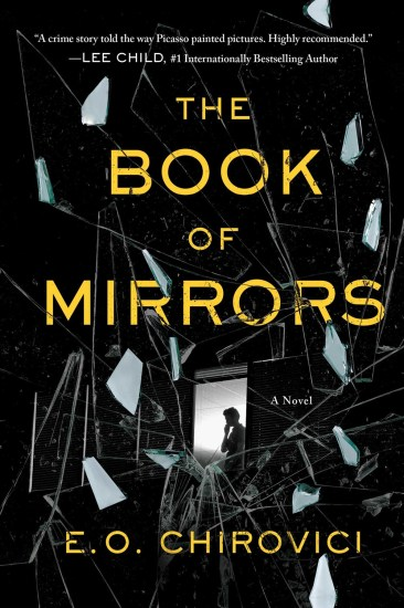 Waiting on Wednesday – The Book of Mirrors by E.O. Chirovici