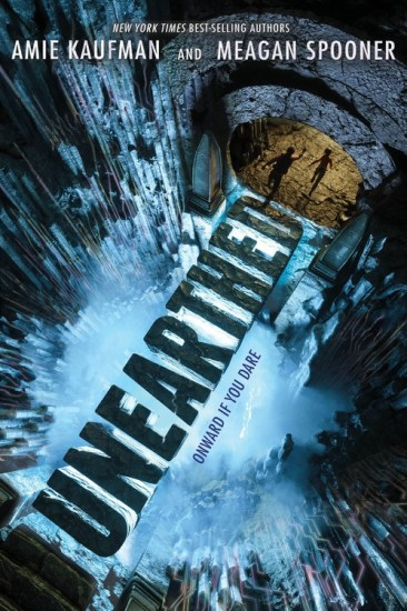 Early Review – Unearthed (Unearthed #1) by Amie Kaufman & Meagan Spooner
