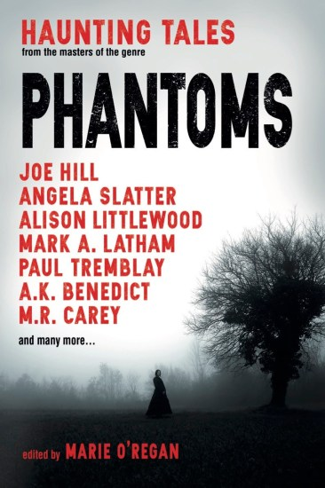Waiting on Wednesday – Phantoms: Haunting Tales from Masters of the Genre