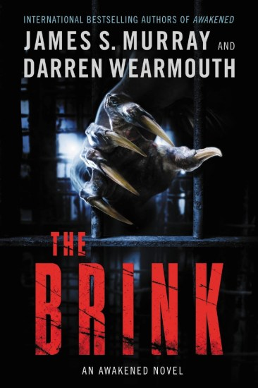 Freaky Friday | The Brink (Awakened #2) by James S. Murray & Darren Wearmouth