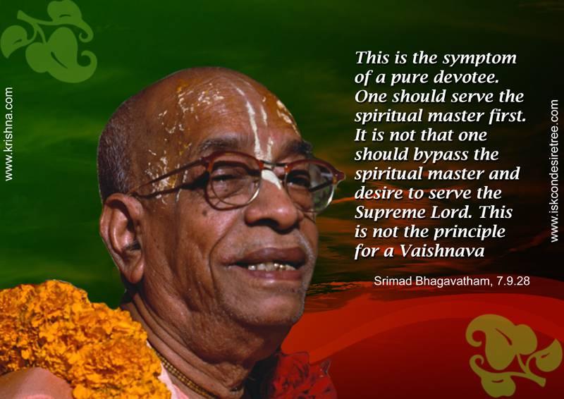 True devotee quotes