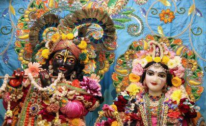 Radha Shyamsundar Vrindavan