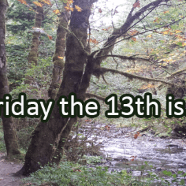 Writing Prompt for November 13: Friday the 13th