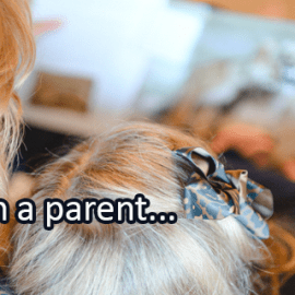 Writing Prompt for January 26: Parent