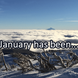 Writing Prompt for January 29: January