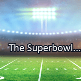 Writing Prompt for February 5: Superbowl