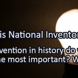 Writing Prompt for February 11: Inventions