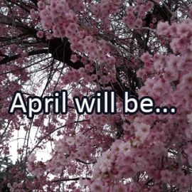 Writing Prompt for April 2: April