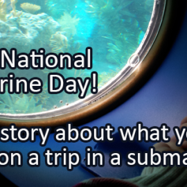 Writing Prompt for April 11: Submarines