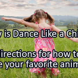 Writing Prompt for May 13: Animal Dance